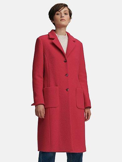 MYBC - Le manteau en laine vierge