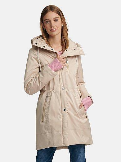 MYBC - La veste longue à capuche