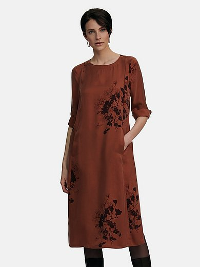 tRUE STANDARD - Dress with floral print