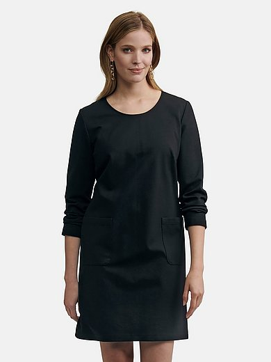Emilia Lay - Jersey dress with long sleeves