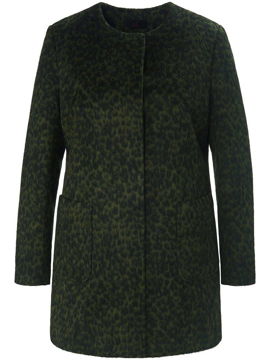 emilia lay - Kurzmantel  grün Größe: 56