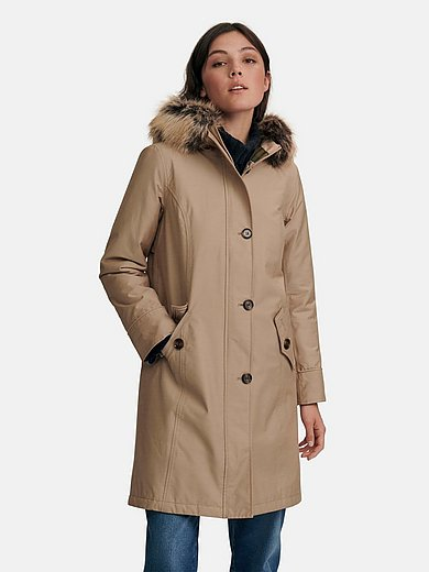 Barbour - Waterproof and breathable, slightly flared coat