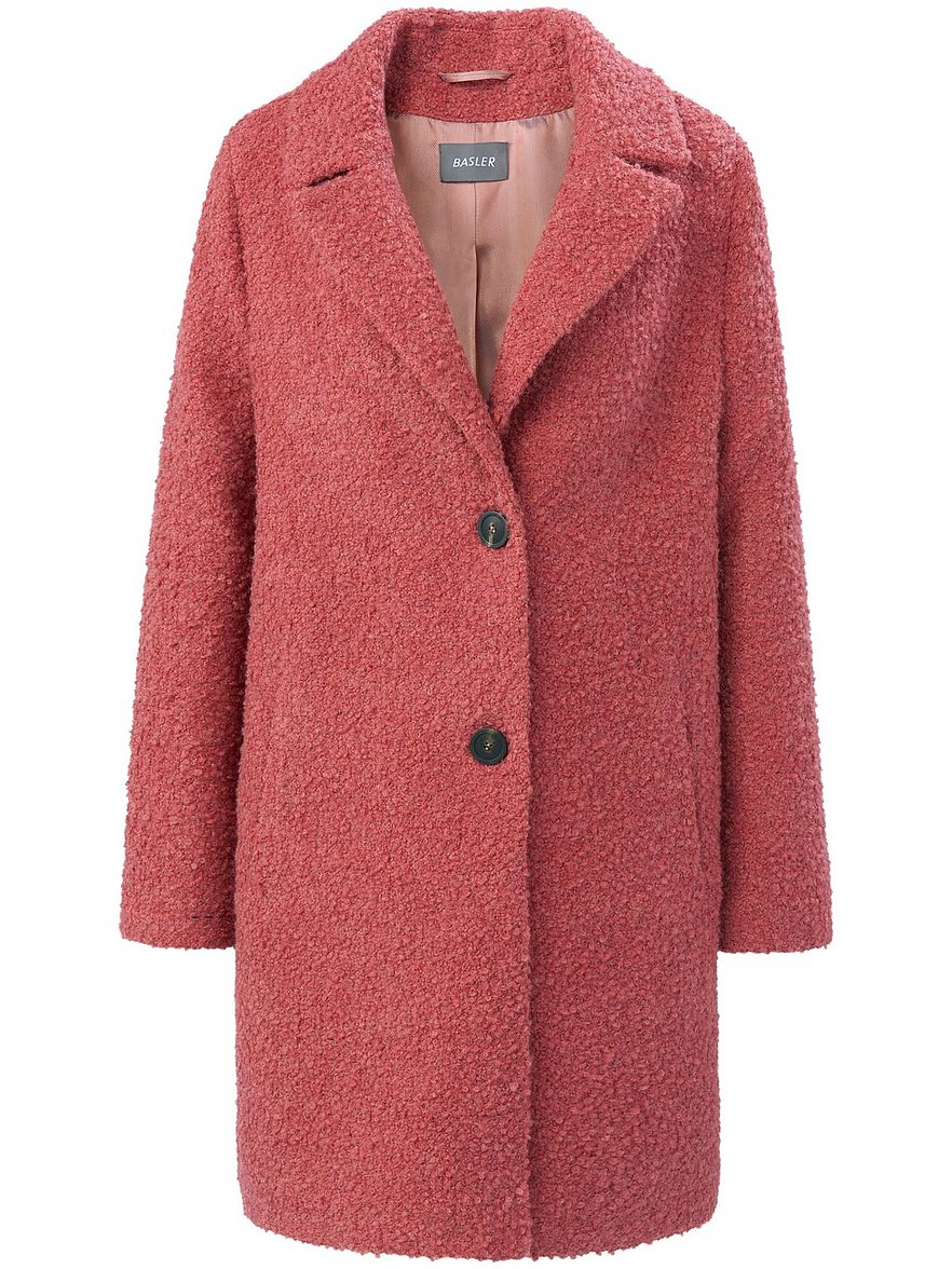 basler - Kurzmantel  rosé Größe: 44