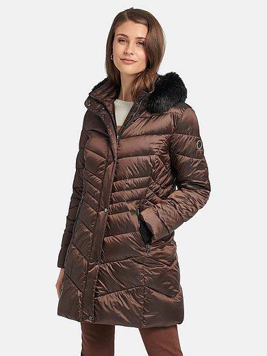 Basler - Le manteau matelassé manches longues