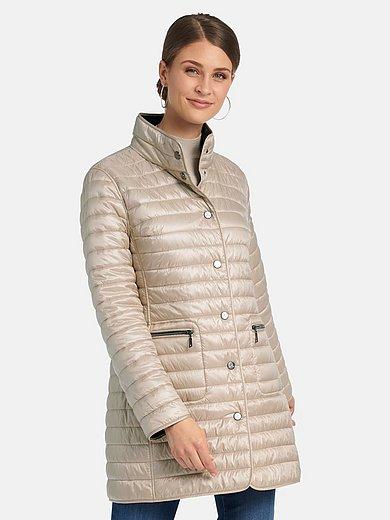 Basler - La veste matelassée réversible à manches longues