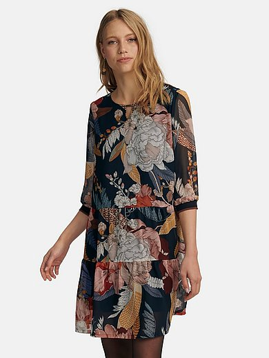 Betty Barclay - Dress with floral motifs