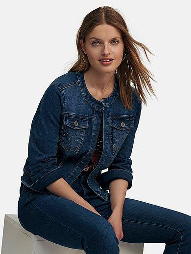 Betty Barclay - Le blouson en jean ligne courte