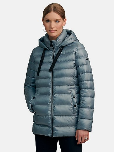 Fuchs & Schmitt - Quilted jacket with removable hood