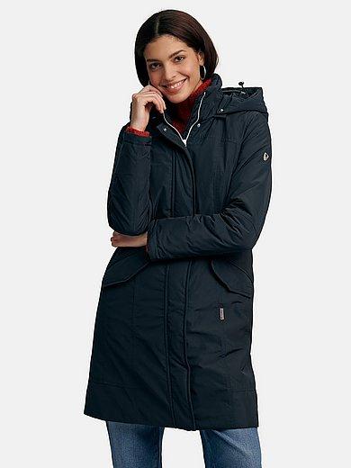 Fuchs & Schmitt - Waterproof and windproof knee-length coat