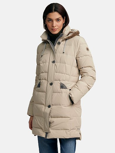Gil Bret - Down puffer jacket with removable hood