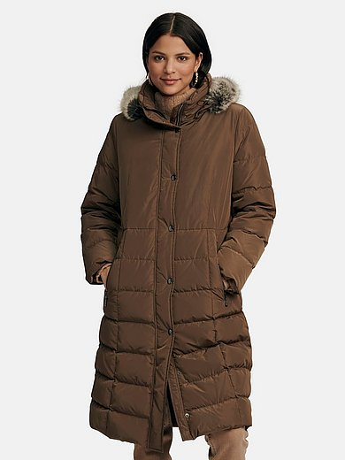 Gil Bret - Down quilted jacket with removable hood