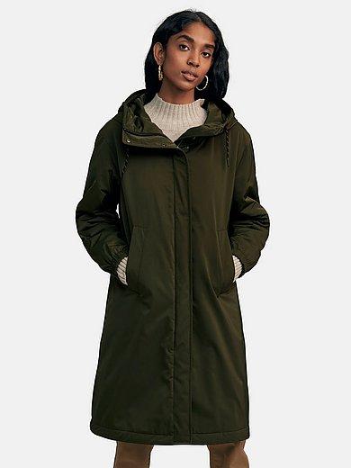 Fuchs & Schmitt - Long jacket with hood