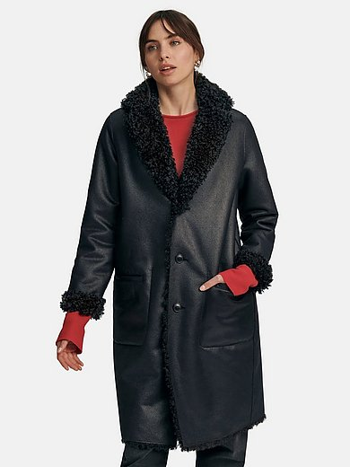 Milestone - Le manteau réversible à poches plaquées