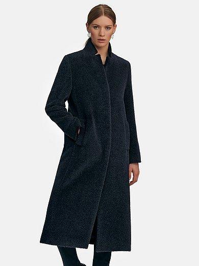 ERRE - Le manteau modèle ERRE en laine vierge et alpaga