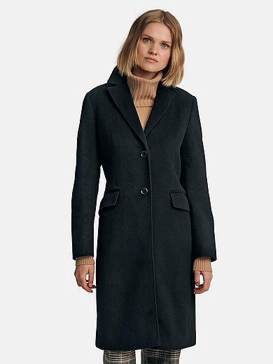 Peter Hahn - Knee-length coat in 100% cashmere