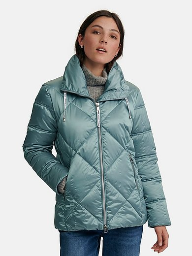 Green Goose - Quilted jacket made of soft microfibre