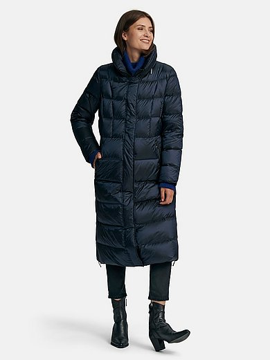 Gil Bret - Quilted down coat with hood