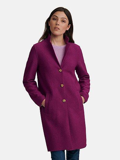oui - Le manteau long au coloris lumineux
