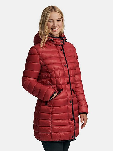Frieda & Freddies NY - Quilted coat with THERMOLITE® filling