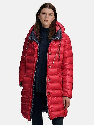 Schneiders Salzburg - Quilted down jacket with hood