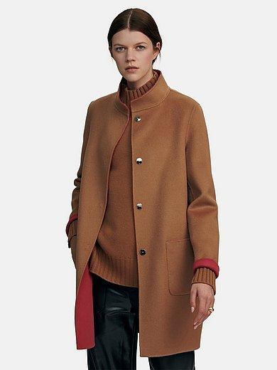 Schneiders Salzburg - La veste réversible en laine vierge et cachemire