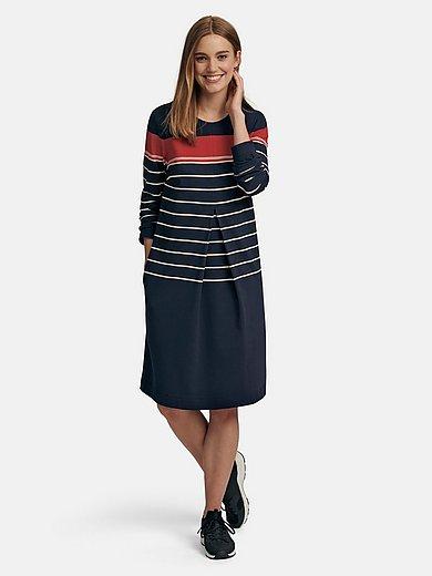 teeh`s - La robe en jersey avec manches longues
