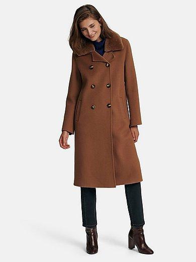 Peter Hahn - Le manteau 100% laine vierge