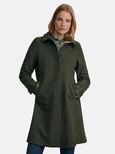 Schneiders Salzburg - Le manteau-loden 3/4 100% laine vierge