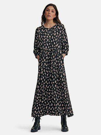 Margittes - Dress with 3/4-length sleeves