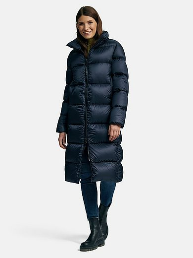 Schneiders Salzburg - Down quilted coat with a warm stand-up collar