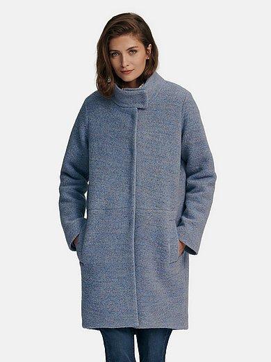Lanius - Le manteau 100% laine vierge