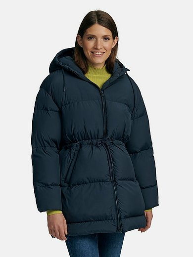 LangerChen - Quilted jacket with hood