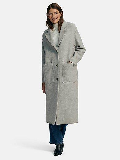 LangerChen - Le manteau 100% laine vierge