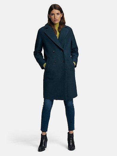 LangerChen - Le manteau 3/4 100% laine vierge