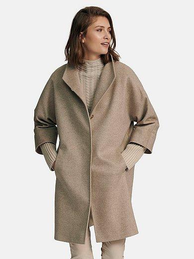 Cinzia Rocca Circle - Le manteau avec 2 poches
