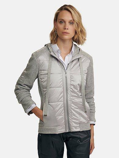 Just White - La veste à capuche