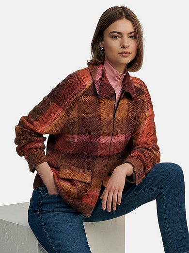 Marc Cain - Cardigan in mohair mix