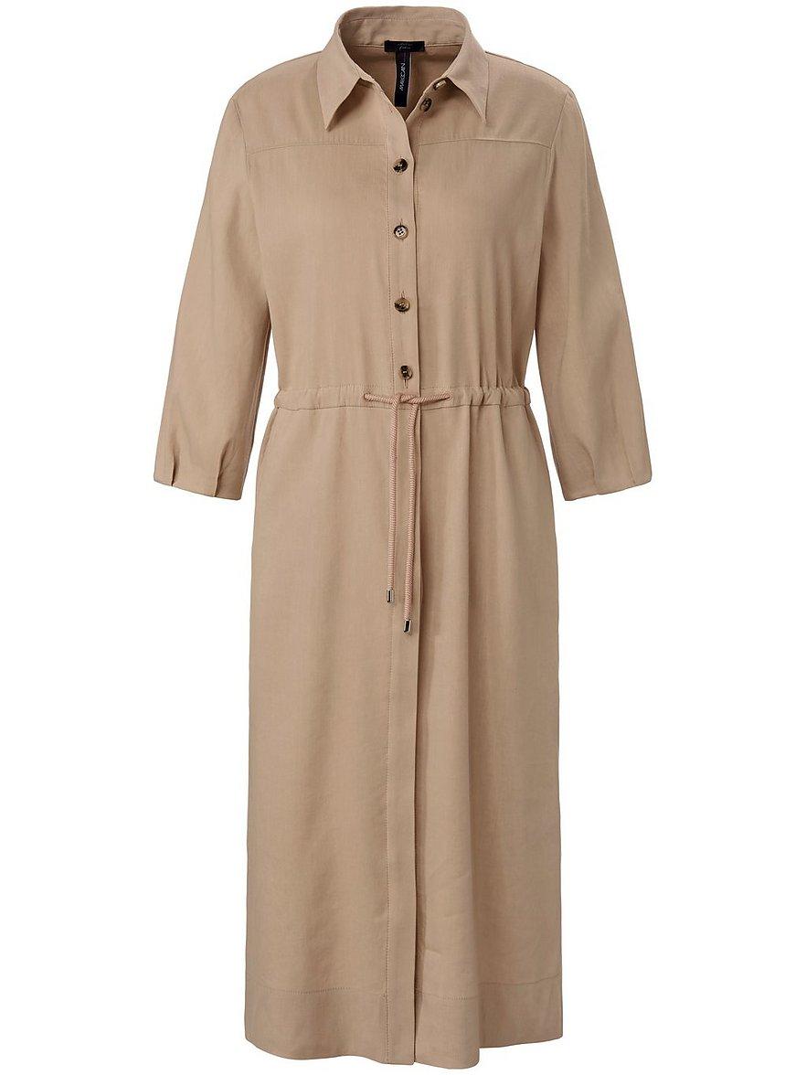 marc cain - Hemdblusen-Kleid  beige Größe: 40