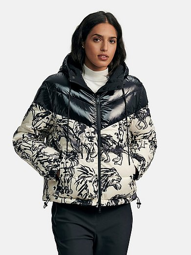 Marc Cain - Reversible quilted jacket