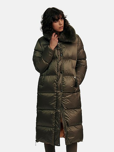 Heyer - Le manteau matelassé Janis