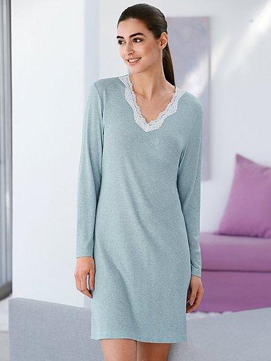 Eva B. Bitzer - Nachthemd met V-hals