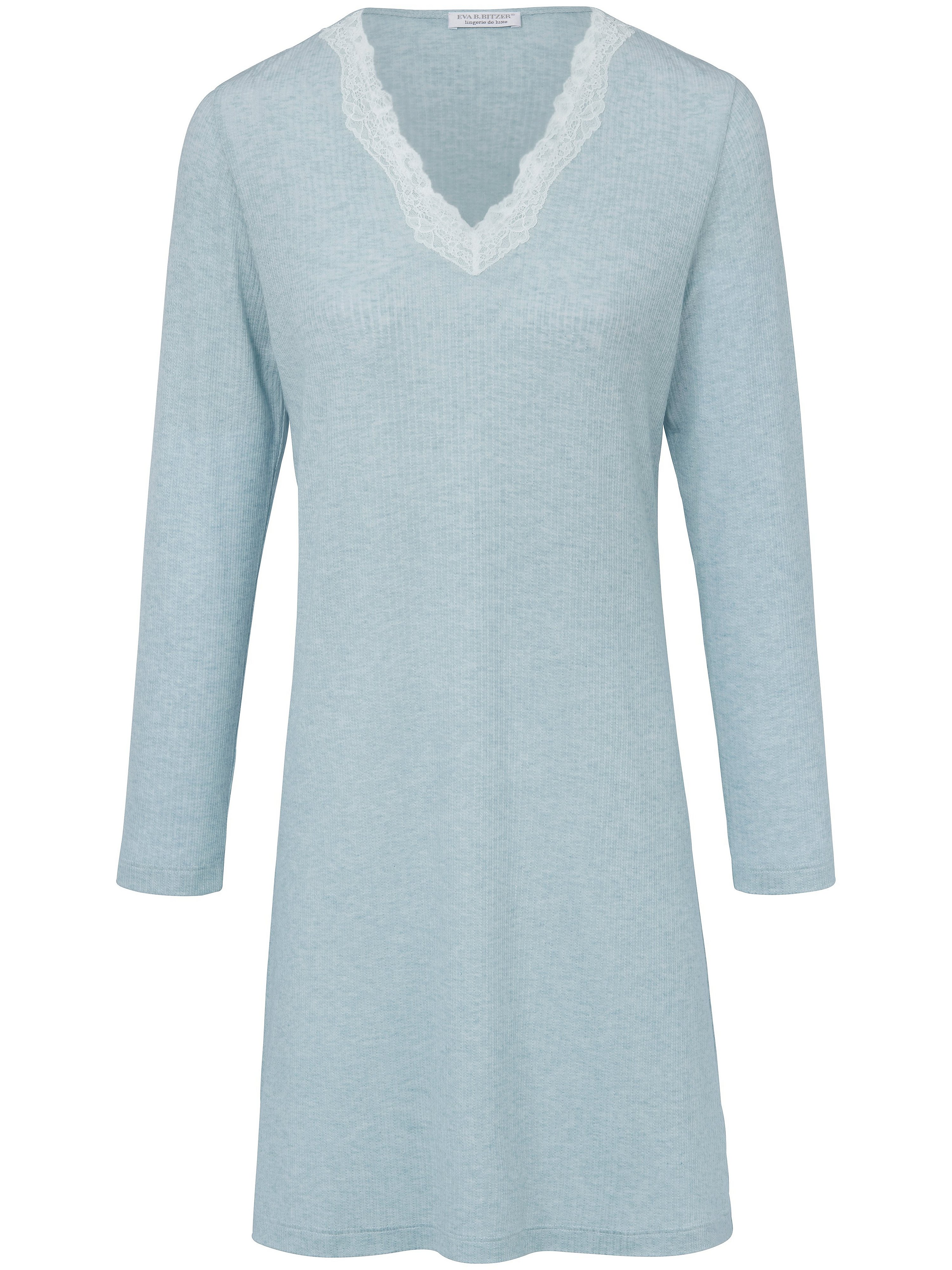La chemise nuit  Eva B. Bitzer bleu taille 40