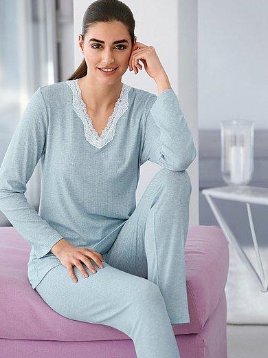 Eva B. Bitzer - Pyjama met V-hals