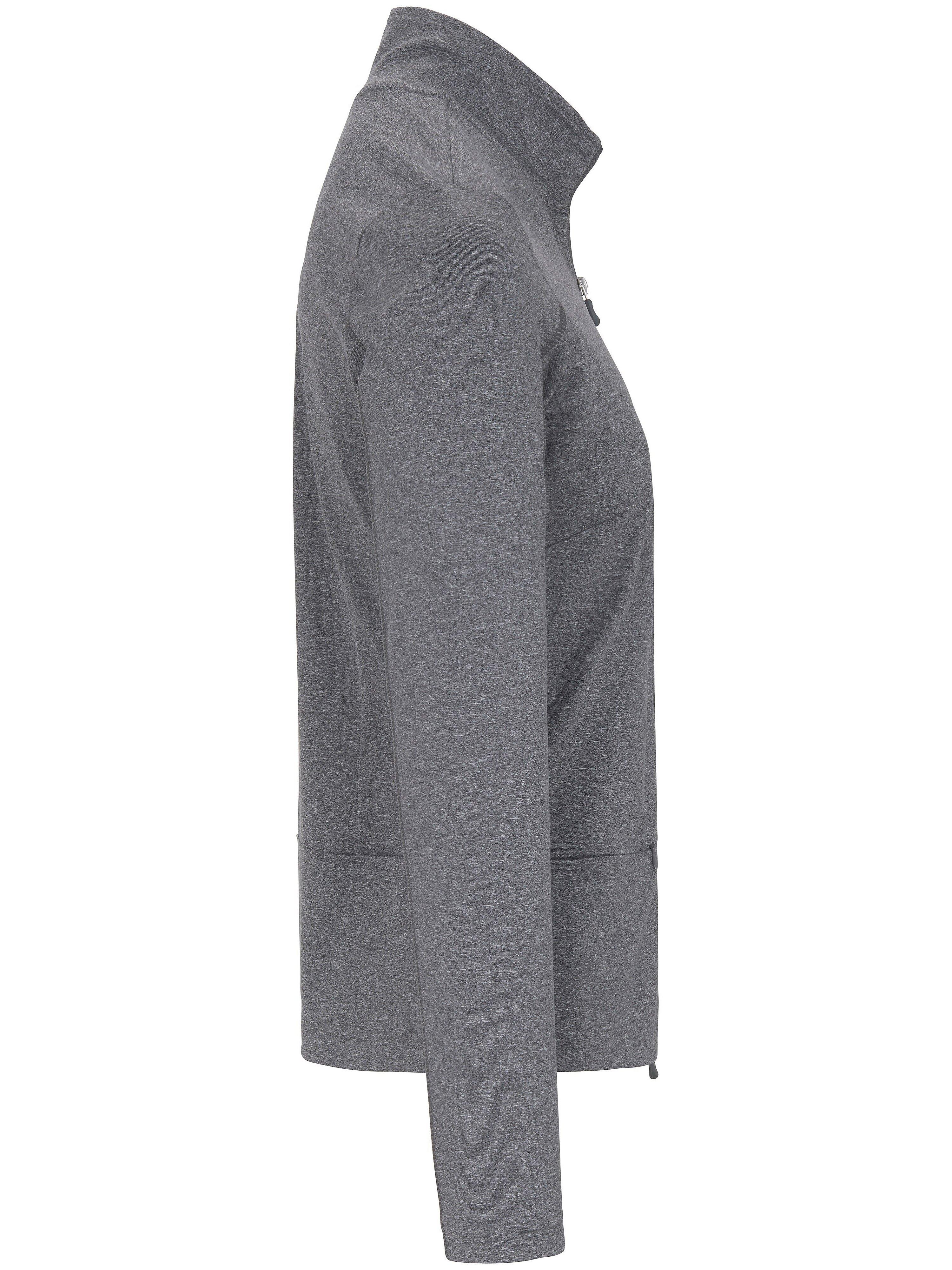 Jakke Pinella ståkrave Fra JOY Sportswear grå
