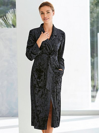 Féraud - Home-Mantel mit Reverskragen