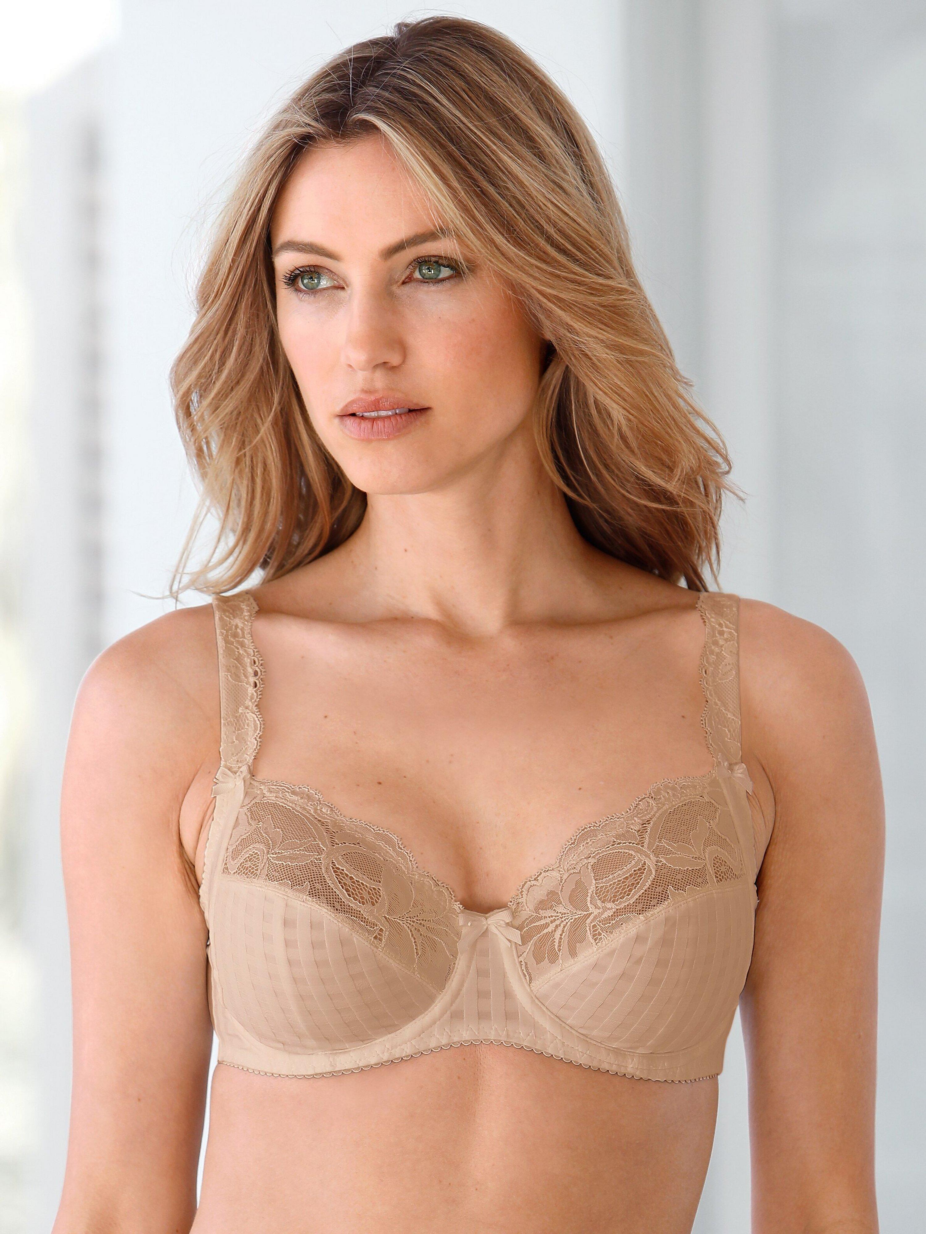 Underwired bra Madison Prima Donna beige