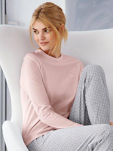 Joop! - Rundhals-Shirt aus 100% Baumwolle
