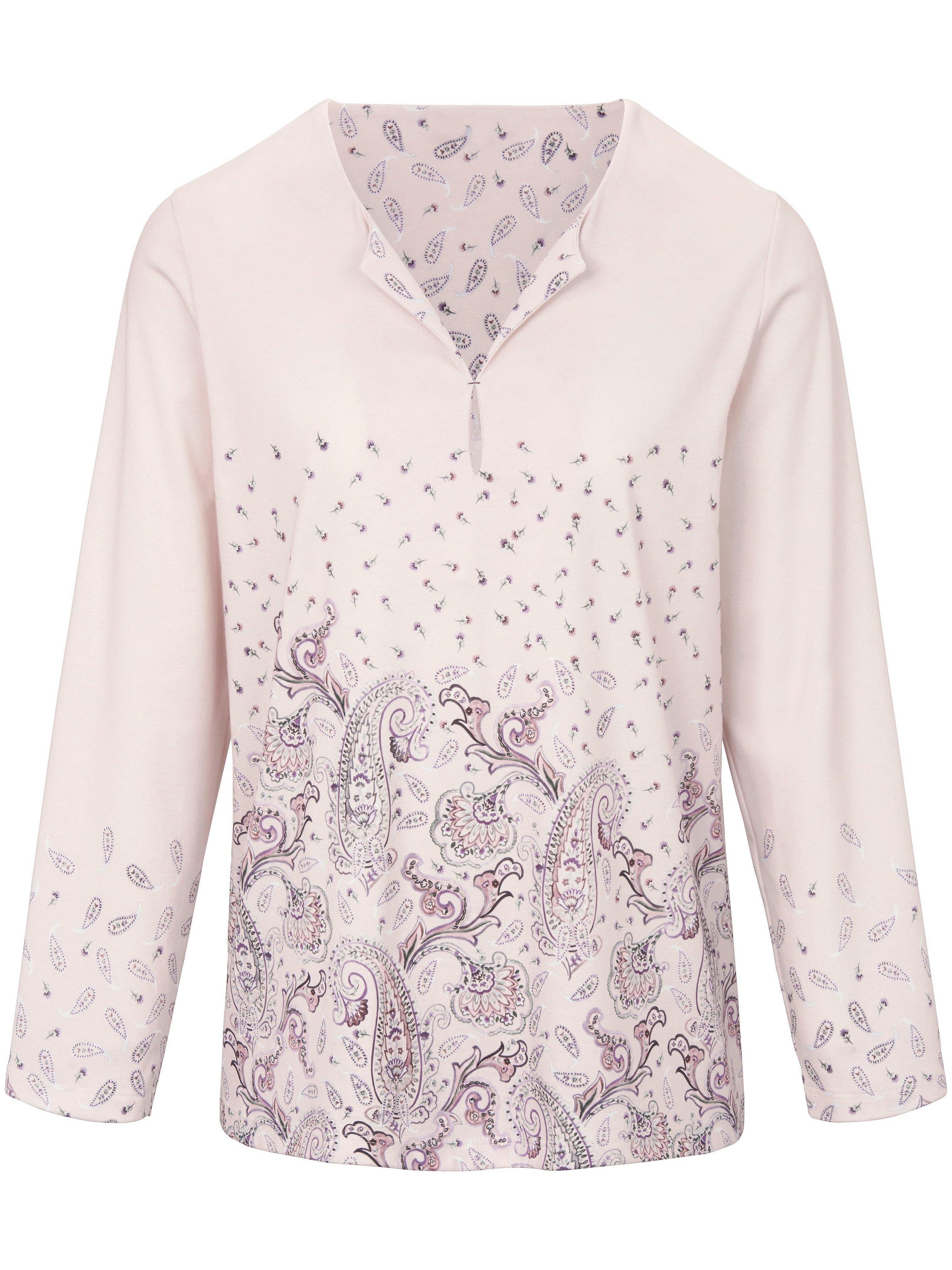 Le pyjama 100% coton  Hautnah rose taille 42