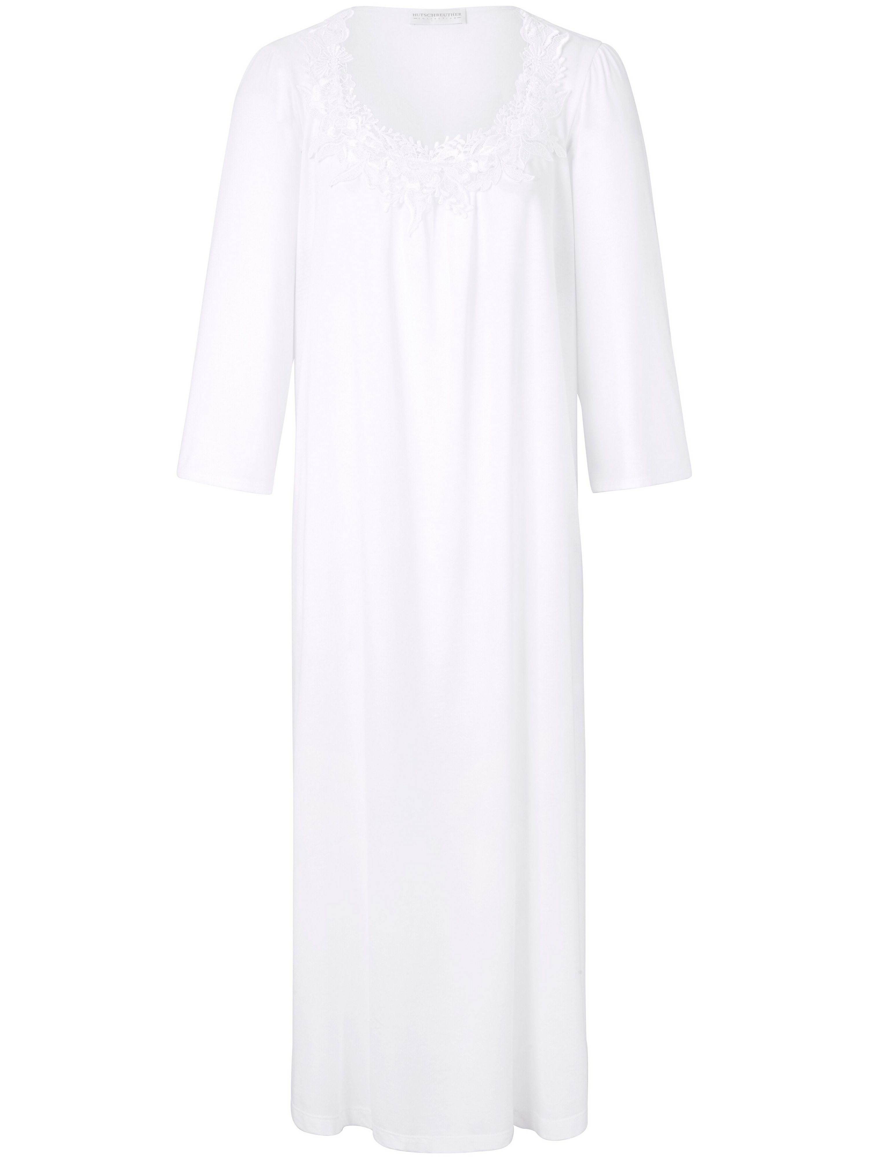 La chemise nuit  Hutschreuther blanc taille 46