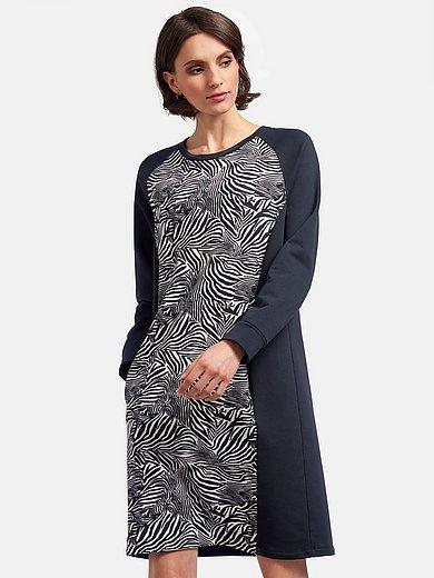MYBC - La robe sweat manches raglan longues